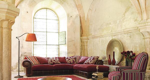 罗奇堡Italique沙发Italique