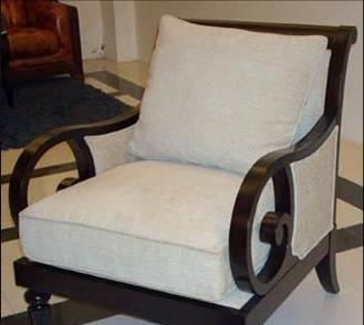 美凯斯客厅家具休闲椅M-C765X(SY08)M-C765X(SY08)
