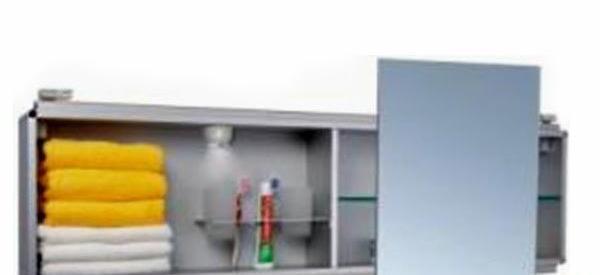派尔沃M1502浴室柜(镜柜)M1502