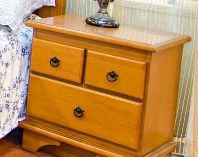 思可达卧室家具308型床边柜-1308型床边柜-1