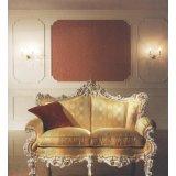 罗浮居双人椅意大利SILIK家具