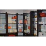 强力书房家具-组合书柜ZHSHG转角组合