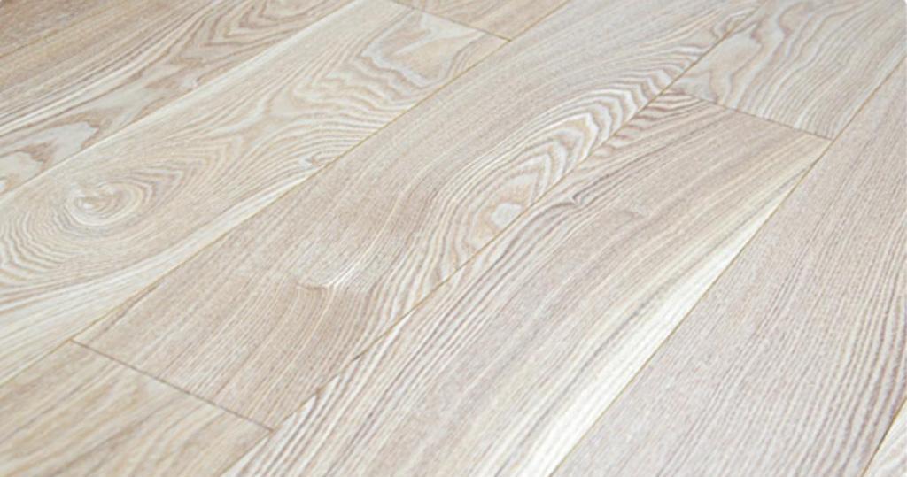 林牌实木地板白腊木白腊木
