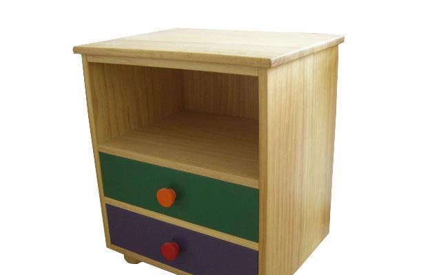 爱心城堡彩色糖果系列柜子J006-DW1-CLJ006-DW1-CL