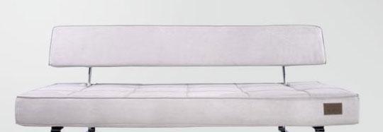麦斯得尔罗马风情卡玛s28沙发床(灰)s28