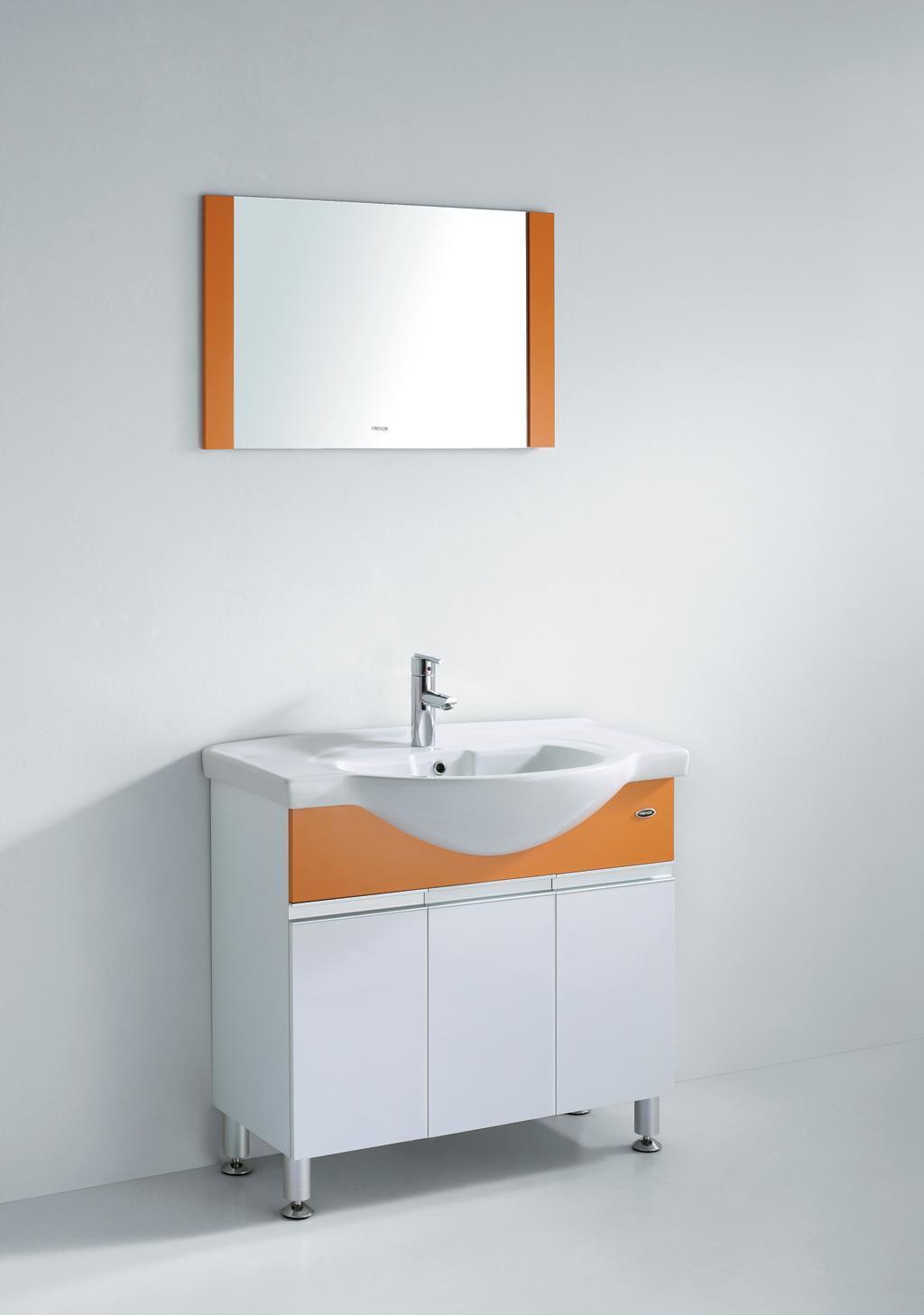 法恩莎PVC浴室柜FPG3673(主柜)FPG3673