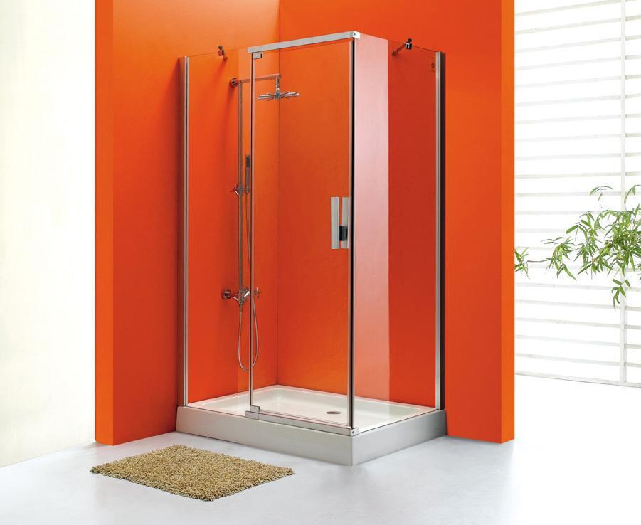 卫欧卫浴玻璃淋浴房VG-525VG-525