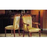 罗浮居餐椅+扶手椅贝尼斯系列