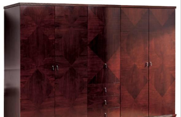 美凯斯卧室家具五门衣柜M-C153YM-C153Y