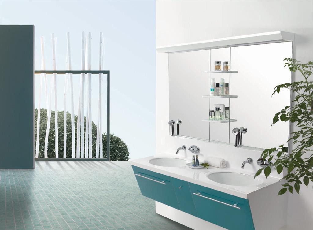 银晶浴室柜 CS6150CS6150