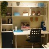 多喜爱彩色儿童家具-书桌+书架8G-A