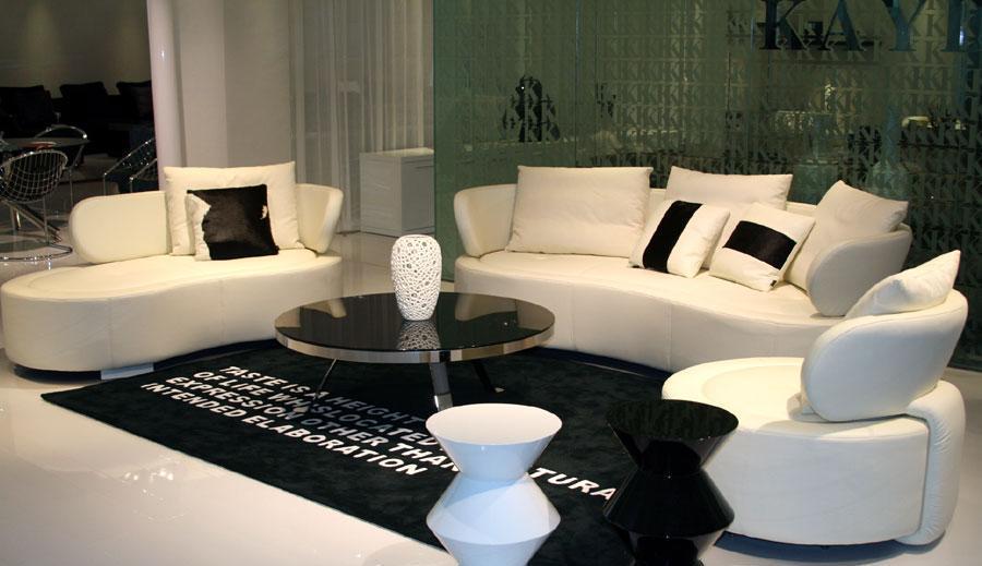 凯帝家具KD8010沙发(一人位+三人位+贵妃)KD8010