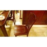 光明餐厅家具餐椅001-4319