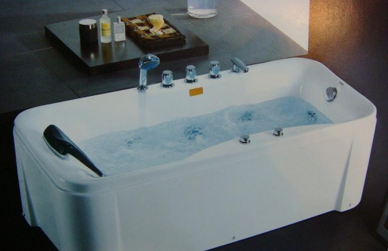 吉美卫浴-按摩浴缸G9040G9040