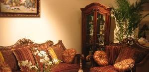 华美居古典家具-沙发