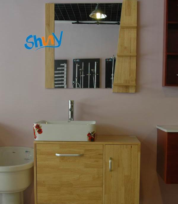 顺一JT01实木浴室柜JT01