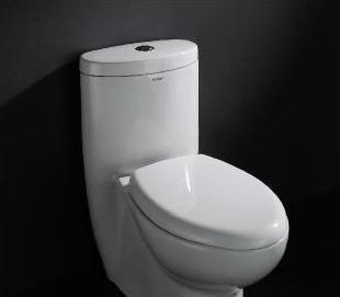 美加华座便器1807-白色1807