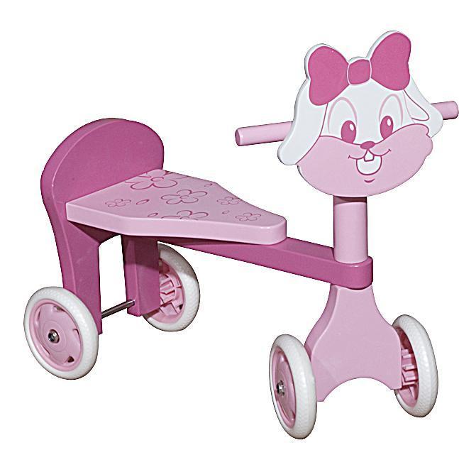 图图佳佳图图宝宝系列RJU00480小兔车(粉色)RJU00480