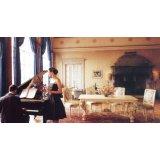 罗浮居餐桌意大利SILIK家具F1-43-015-D22