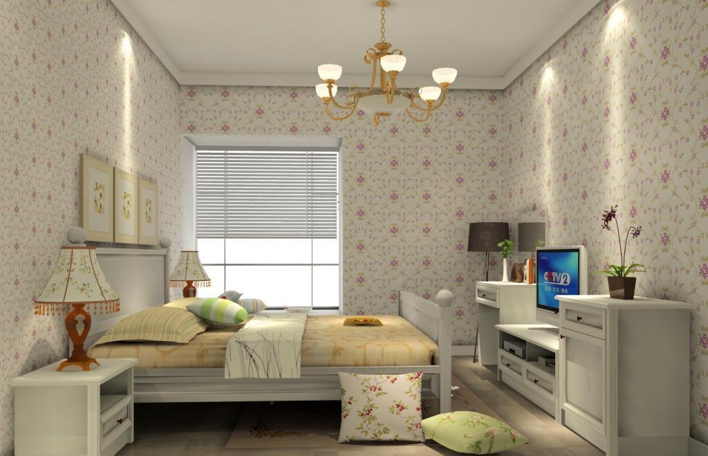尚品宅配格瑞丝系列A2431卧室套餐A2431