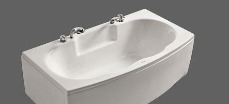 美加华双裙浴缸MJ-1527SQMJ-1527SQ