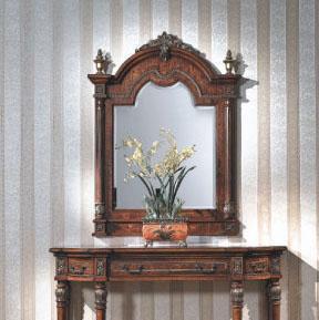 大风范家具路易十六卧室系列LV-970玄关台LV-970玄关台
