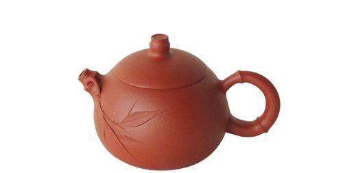 恒福茶具西施竹壶单壶