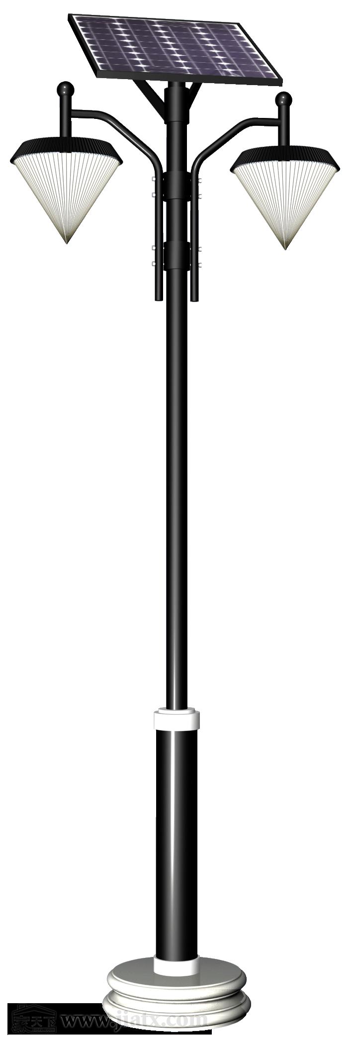 皇明太阳能庭院灯HZT-19