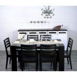 华源轩- 餐厅家具-新黑橡系列-餐椅-DC301