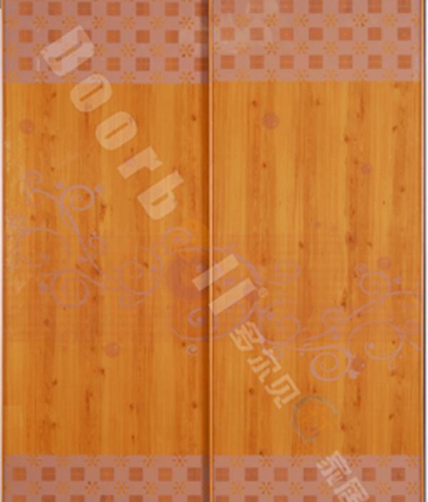 多尔贝丽雅系列LC00047美丽人生壁柜门LC00047