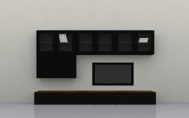 挪亚家厅柜组合D011D011