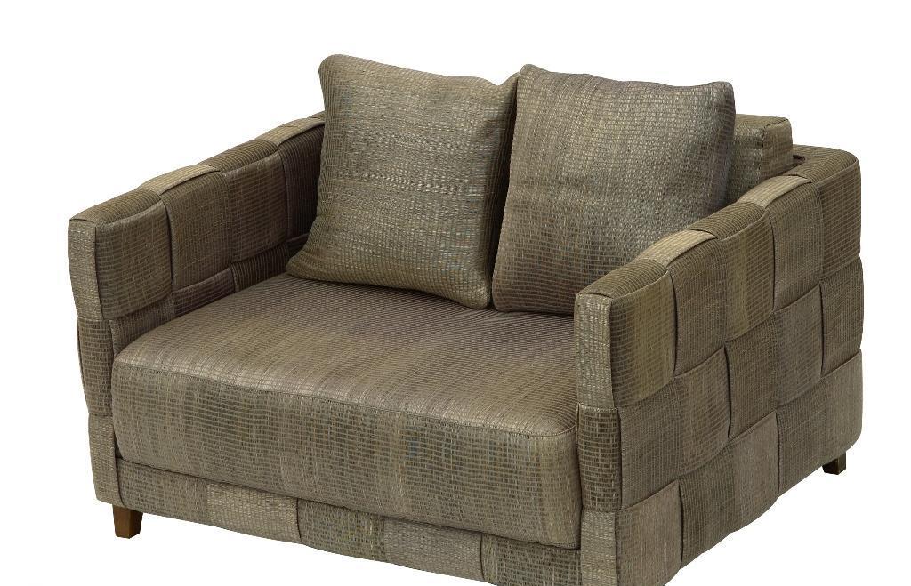 格兰诺贝A款朗帕系列GN07S1021A1单人沙发