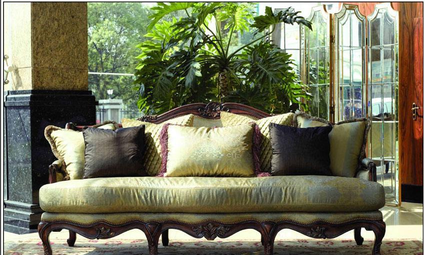 梵思豪宅客厅家具OP5088SF3p沙发OP5088SF3p