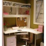 多喜爱彩色儿童家具-书桌+书架8G-E