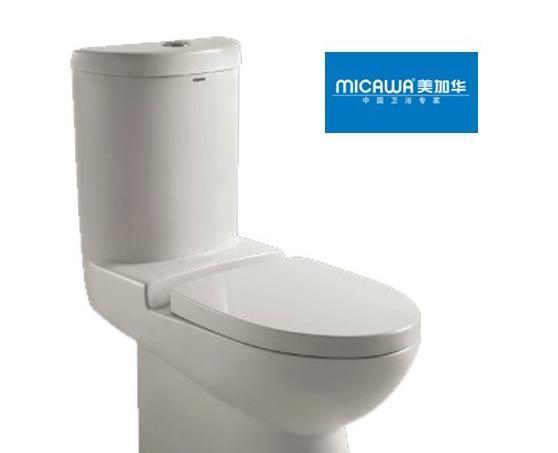 美加华M-1830连体座便M-1830
