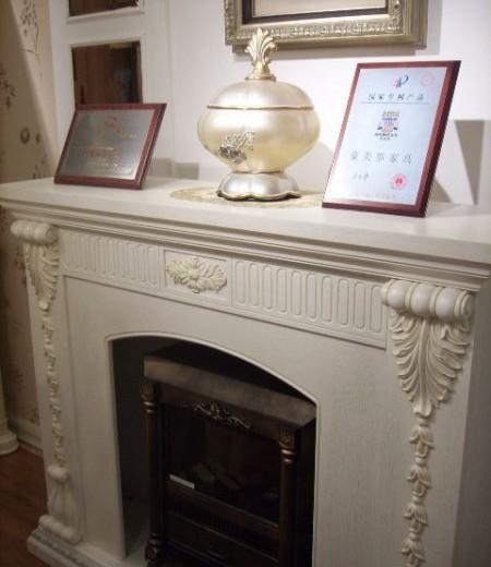 豪美斯壁炉H608H608