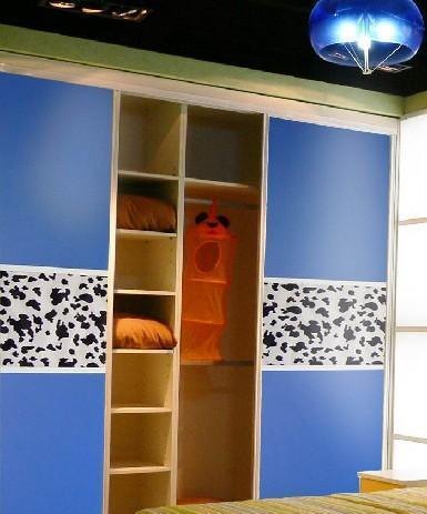 好莱客-儿童衣柜儿童衣柜