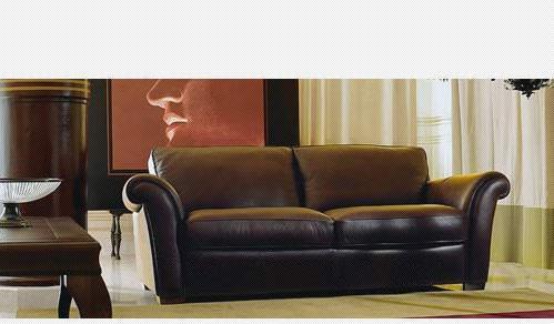 北山家居客厅家具多人沙发1SC105AD1SC105AD
