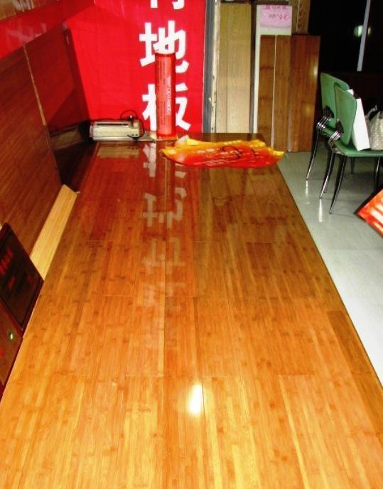 安信实木复合地板-碳化亮光碳化亮光