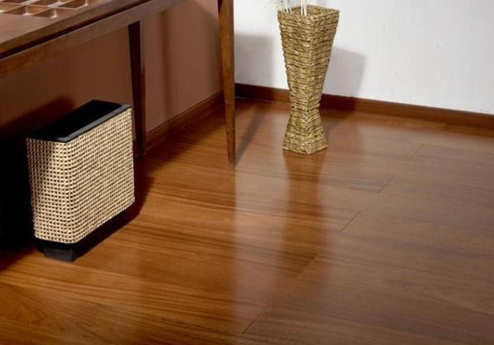 四合实木复合地板-T3系列-非洲缅茄