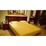 光明卧室家具双人床086-1517-1800