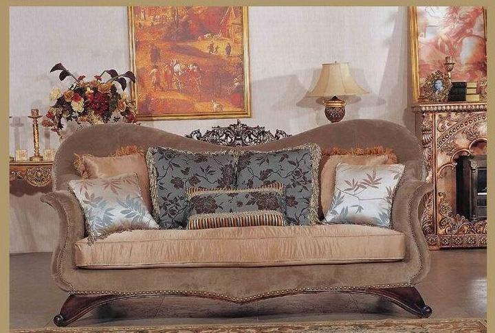 雅梦娜欧A009-3美式沙发