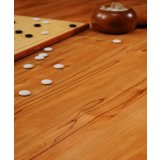 德尔中式风格ZB13白雪橡木强化复合地板