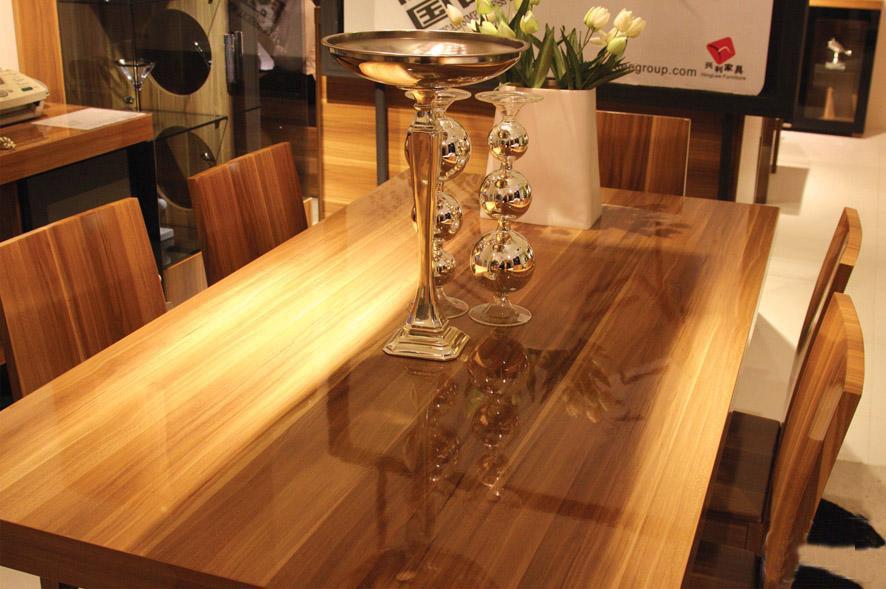 澳玛餐台KAT302A+C+餐椅KAY201