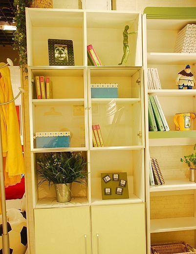 多喜爱儿童家具书柜8H-H+B+D8H-H+B+D