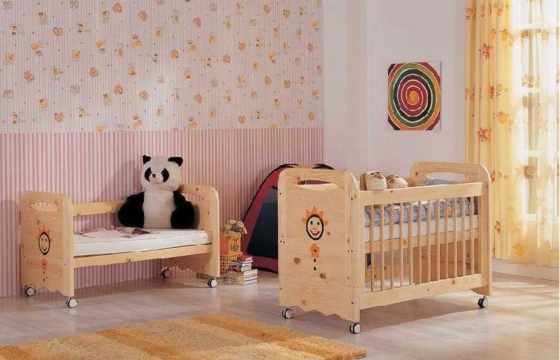 翡翠藤器婴儿床C-149组合c-149