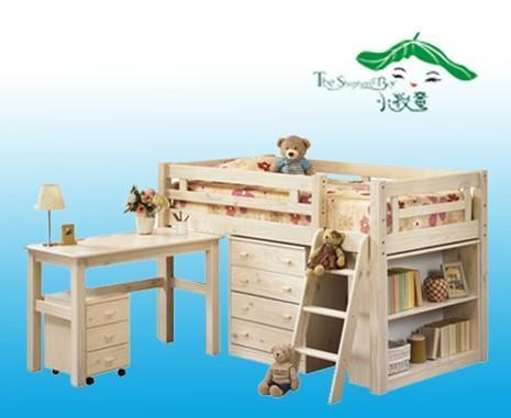 小牧童儿童床组合产品系列TZ-003TZ-003