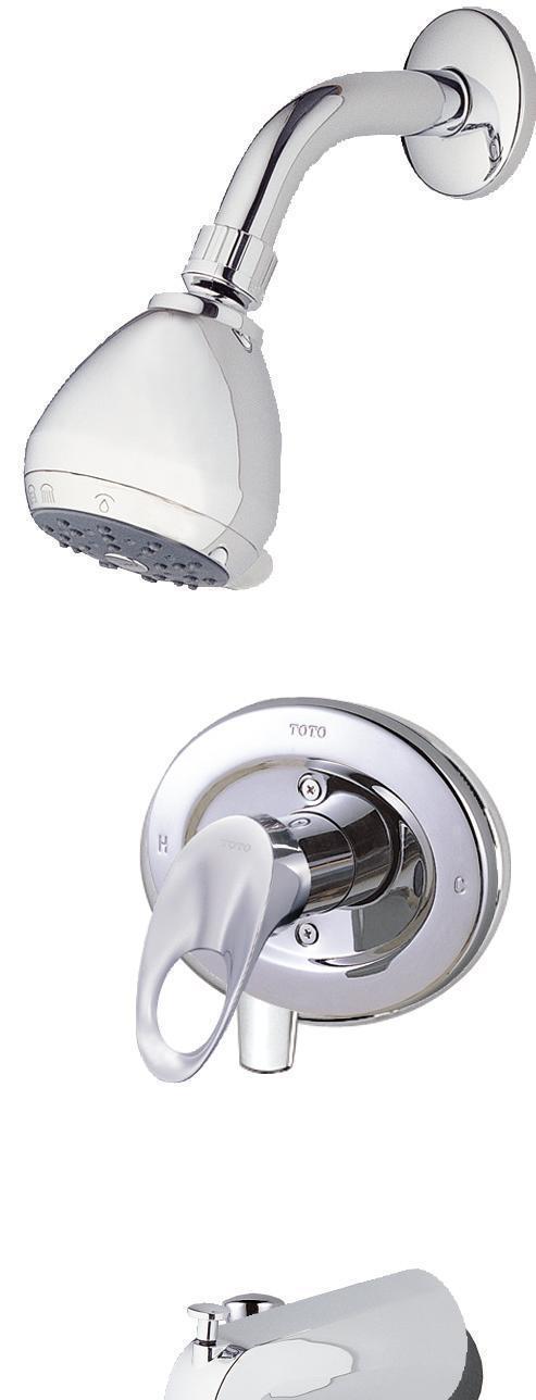 TOTO入墙式淋浴花洒头DB116C-DB301DB116C-DB301