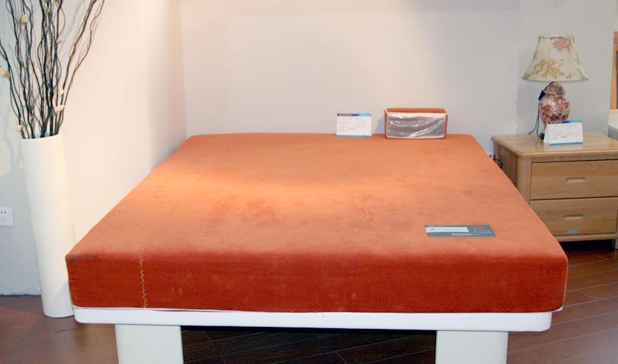 大自然全棉灯芯绒全山棕床垫心境系列