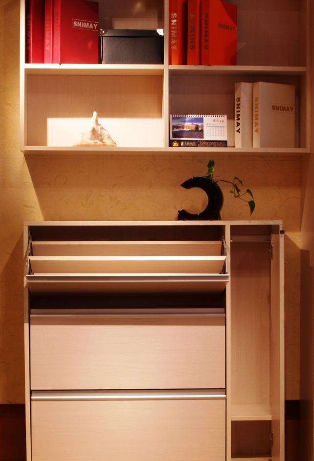 诗尼曼鞋柜-客厅系列外翻式鞋柜无型号,可定做